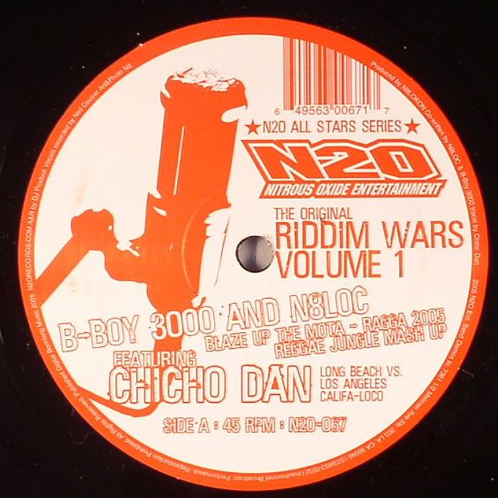 Riddim Wars Volume 1 at Juno Records