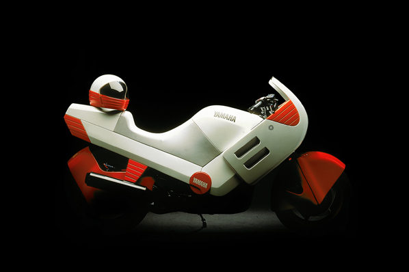 The Story Behind the 1985 frog FZ750 | Blog | design mind