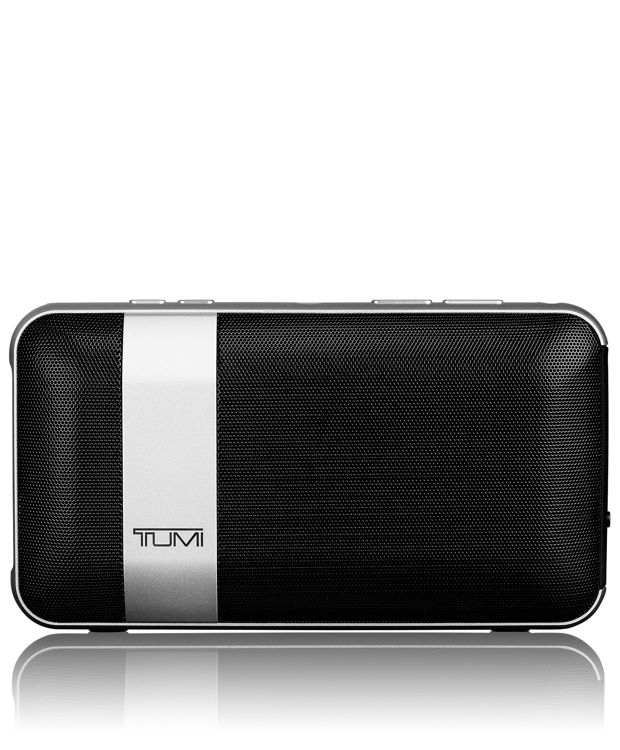 Wireless Portable Speaker with Powerbank - Electronics | Tumi North America Site