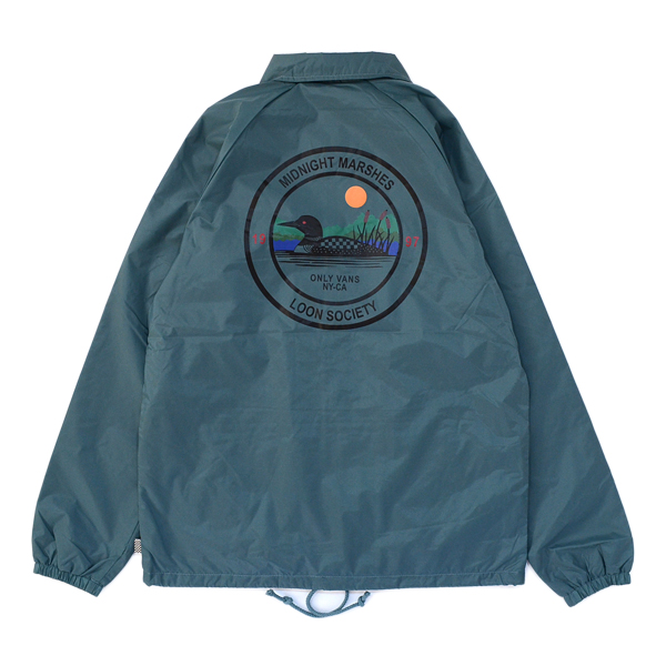 Marshes Coach Jacket | NEW ARRIVAL を通販 | SUPPLY TOKYO online store
