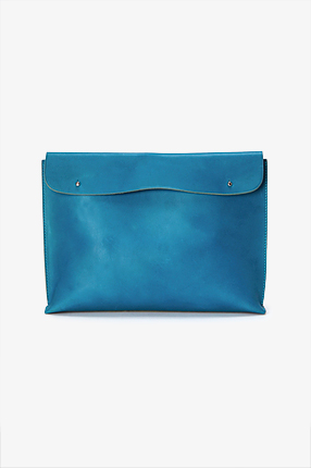 SHADE LEATHER CLUTCH BAG|BAGS|COVERCHORD