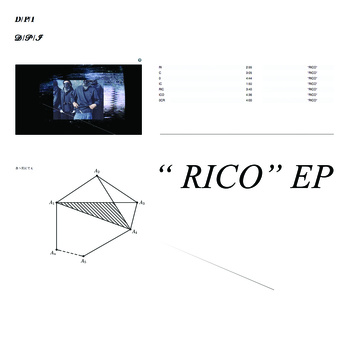 RICO by D/P/I - MP3 Release - Boomkat - Your independent music specialist
