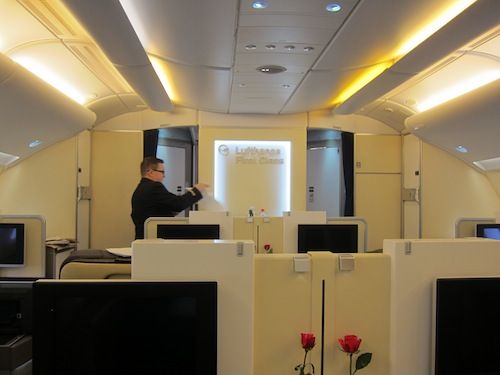 Chasing the A380: Lufthansa A380 First Class Frankfurt to Tokyo - One Mile at a Time