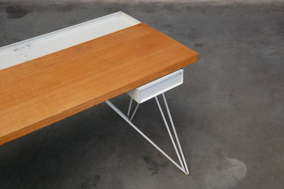 Mid Mod Design » Coen de Vries Pilastro desk chair Holland 1956