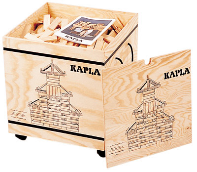 KAPLA 1000 Pack « Kapla Blocks by Tom's Toys