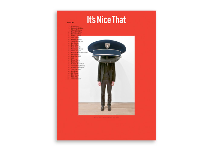 It's Nice That ? It's Nice That Issue #5