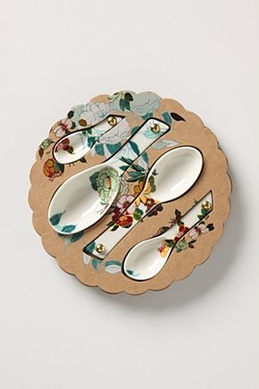 Taking Measure Spoons | --Stylish Dishes--