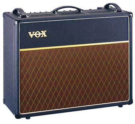 VOX AC30 CC2X - 2 X 12 Combo with Celestion Alnico Blue Speakers
