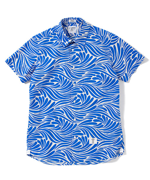 """BEDWIN & THE HEARTBREAKERS ONLINE STORE / S/S OG WAVE SHIRTS """"TAILOR"""""""