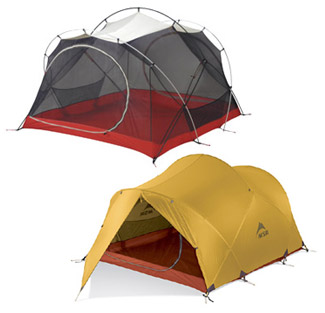MSR Mutha Hubba (free ground shipping) :: 3-season tents :: Shelters :: Moontrail