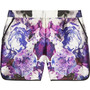 Prabal Gurung Printed wool and silk-blend shorts - 70% Off Now at THE OUTNET
