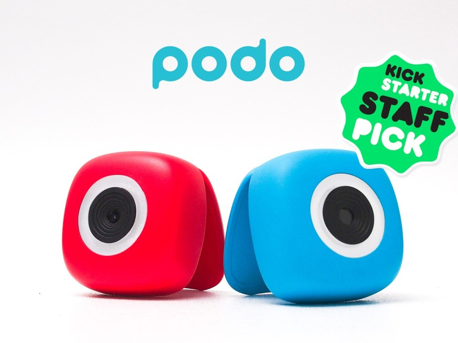 Podo - The First Stick and Shoot Camera by Podo Labs — Kickstarter