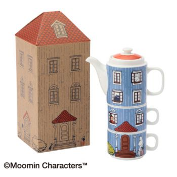 BE67 ティーフォーツー(ボックス入り)/ムーミン・コレクション | 商品詳細 | Afternoon Tea Online Shop