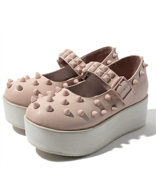 Candy Stripper / SNAG STUDS HIGH SOLE SHOES(その他シューズ) - ZOZOTOWN