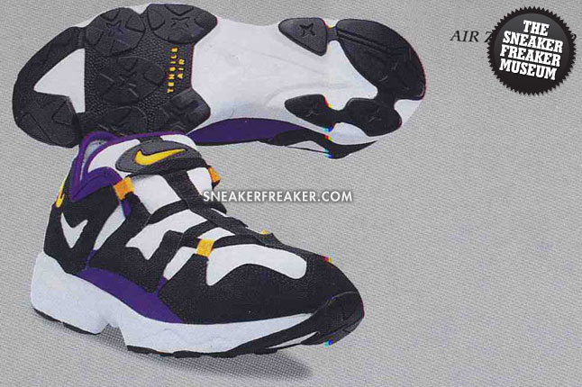 NIKE Air Zoom LWP Voltage Purple - 104043-181 - The Sneaker Freaker Museum