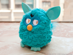 Furby returns, iOS app and all: Hands on with the 2012 version - CNET Mobile