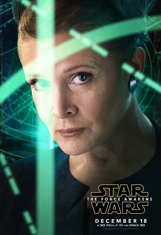 Star Wars: The Force Awakens character posters revealed | EW.com