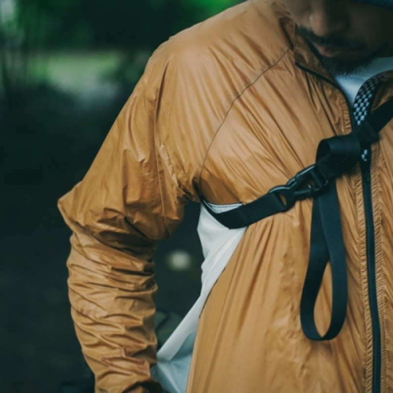 *FAIRWEATHER* packable sacoche (multicam) - FAIRWEATHER - BRANDS / ブランド | BLUE LUG ONLINE STORE