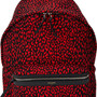 Red Babycatpattern Backpack