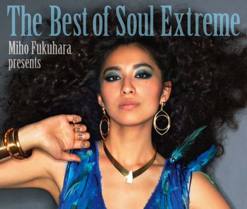 Amazon.co.jp: The Best of Soul Extreme(初回生産限定盤)(DVD付): 福原美穂: 音楽