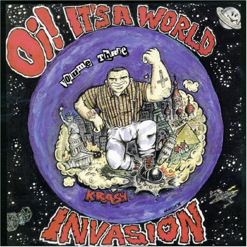 Oi It's a World Invasion 3:Amazon:Music