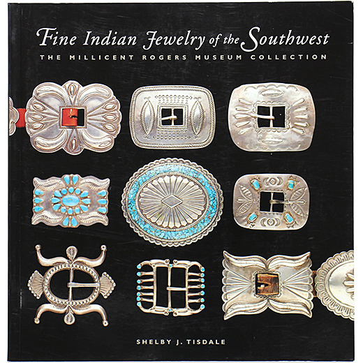 Fine Indian Jewelry of the Southwest: The Millicent Rogers Museum Collection - OTOGUSU Shop オトグス・ショップ