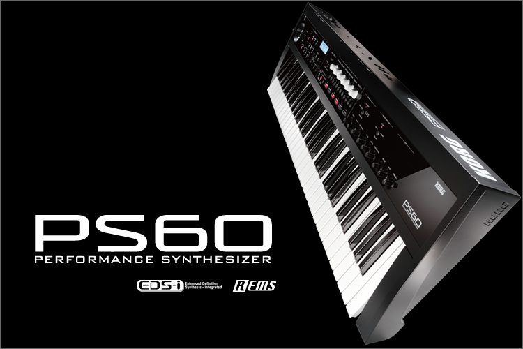 PS60 Performance Synthesizer|KORG INC.