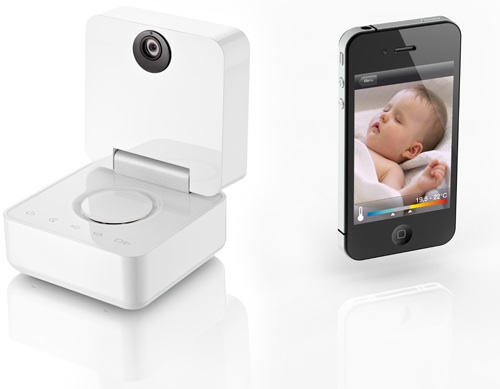 Withings Baby Monitor Webcam Device Tracks Temperature And Sleeping Habits | GadgetReview