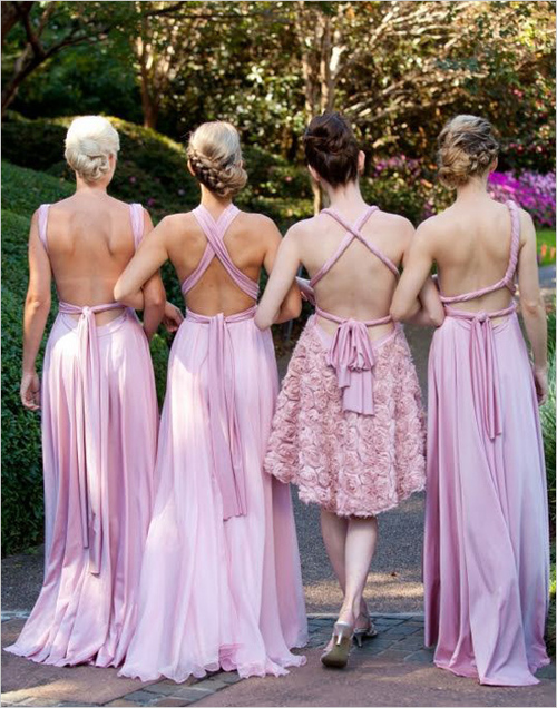 15 Ways to Make Your Bridesmaids Feel Special - The Wedding Chicks | We Heart It