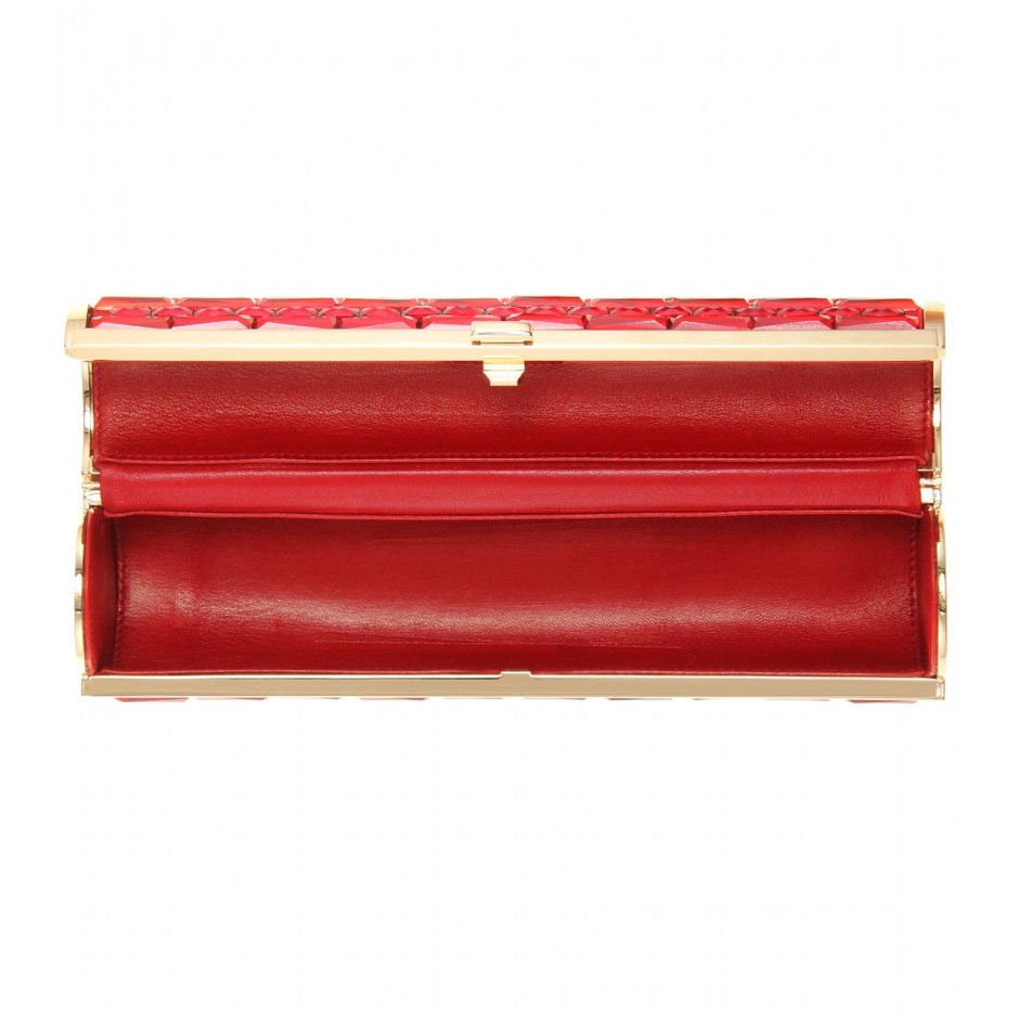 mytheresa.com - mytheresa.com exclusive Cosma crystal-embellished clutch - Current week - New Arrivals - Jimmy Choo - Luxury Fashion for Women / Designer clothing, shoes, bags