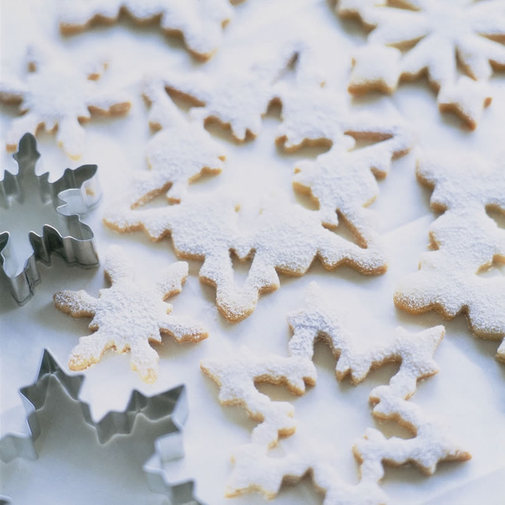 Snowflake Cookie Cutters ? Cox & Cox, the difference between house and home.