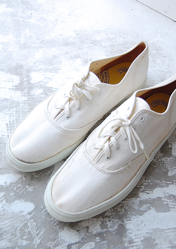 1970s VIntage keds canvas shoes ケッズ キャンバスデッキシューズ91/2 - ANNE-TRE