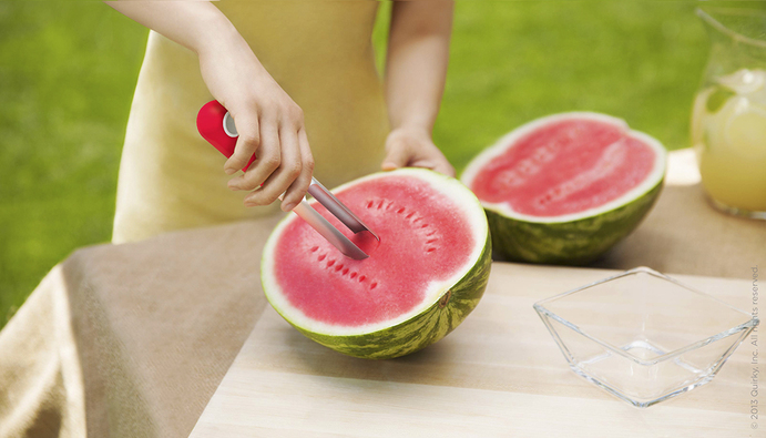 Melon Stik - Watermelon With A Twist | Quirky Products