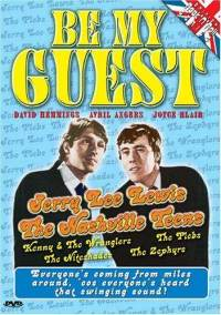 DVD: Be My Guest (DVD) with David Hemmings (actor), Steve Marriott (actor) and Lance Comfort (director)