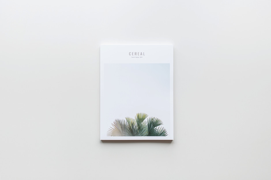 Cereal Volume 6 / Cereal Magazine