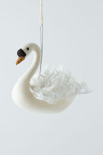 Crafts and DIY / swan ornament