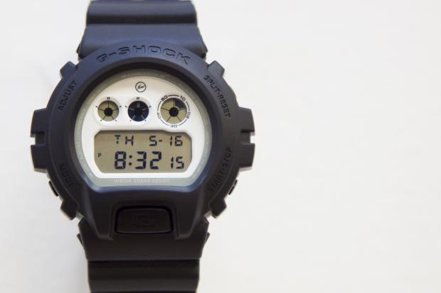 fragment design x Casio G-Shock 30th Anniversary DW-6900 Preview | Hypebeast