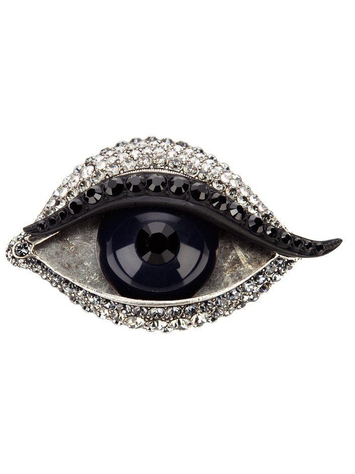 Lanvin Eye Brooch - Smets - farfetch.com