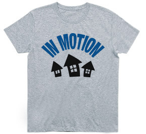 Houses In Motion : WALRUS - Hoimi -design T-shirts Market-