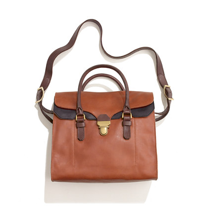 The Lovelock Tote - bags - Women's NEW ARRIVALS - Madewell
