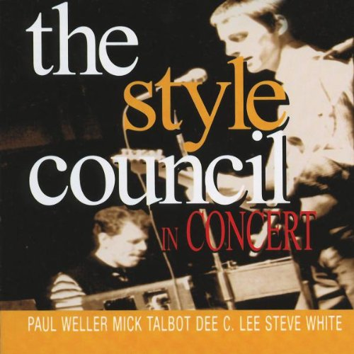 Amazon.co.jp: In Concert: The Style Council: 音楽