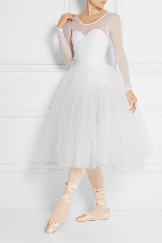 Ballet Beautiful | Tulle skirt | NET-A-PORTER.COM