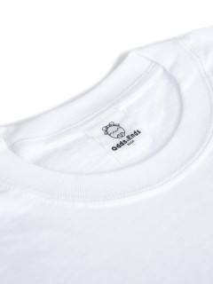 LOVE online store|MEN | ...and More  RUBBER Pocket Tee 2 (white)