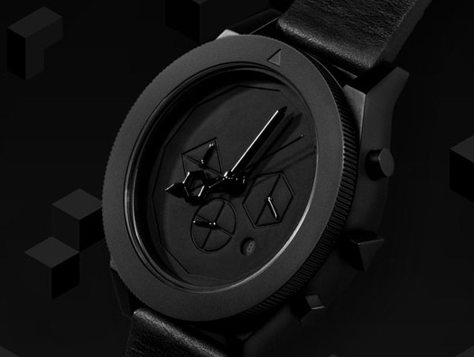 Iconic Graphite Watch by AÃRK Collective