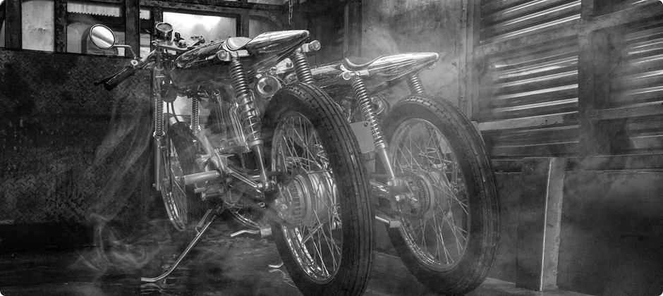 Tank Moto issue 4 ~ Return of the Cafe Racers