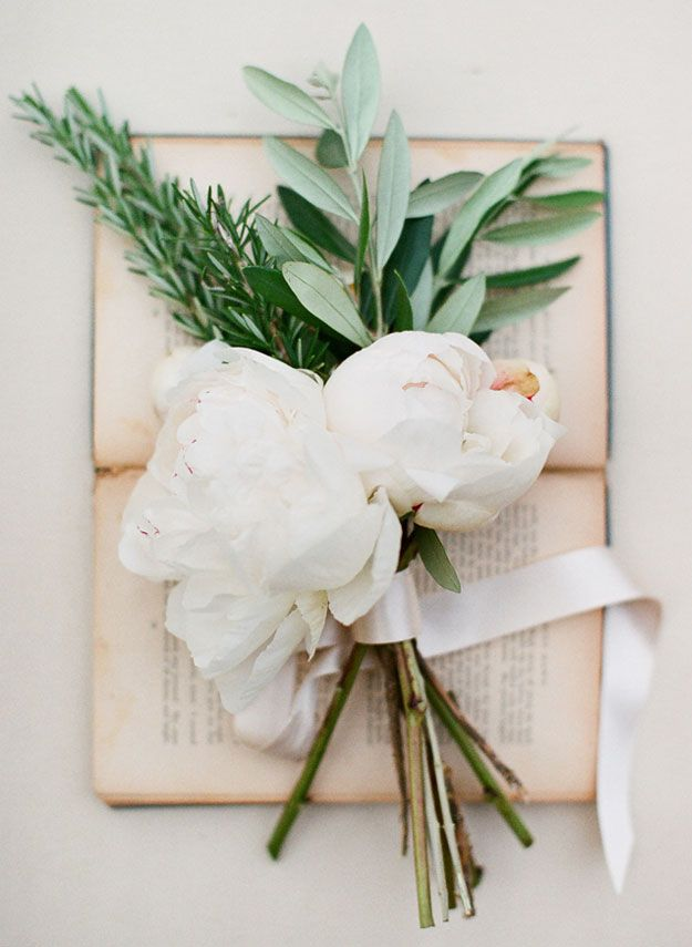 Simple Bouquet. | wedding | Pinterest