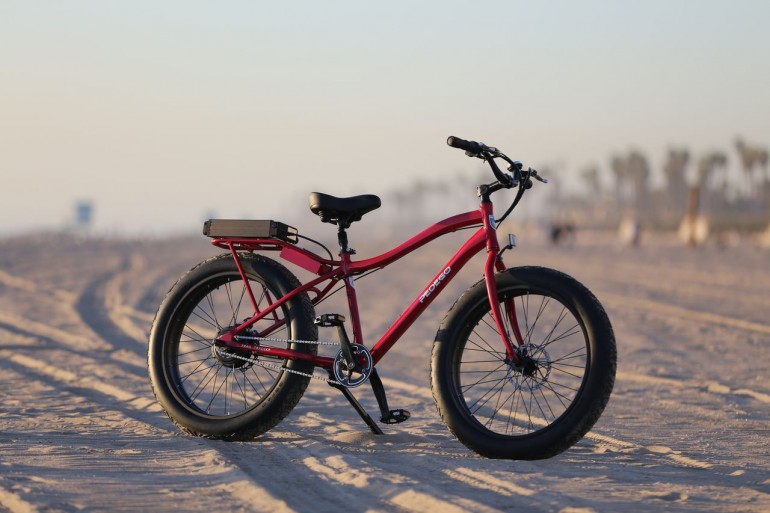 "Pedego gives ""fatbikes"" a zap in the rear - Images"