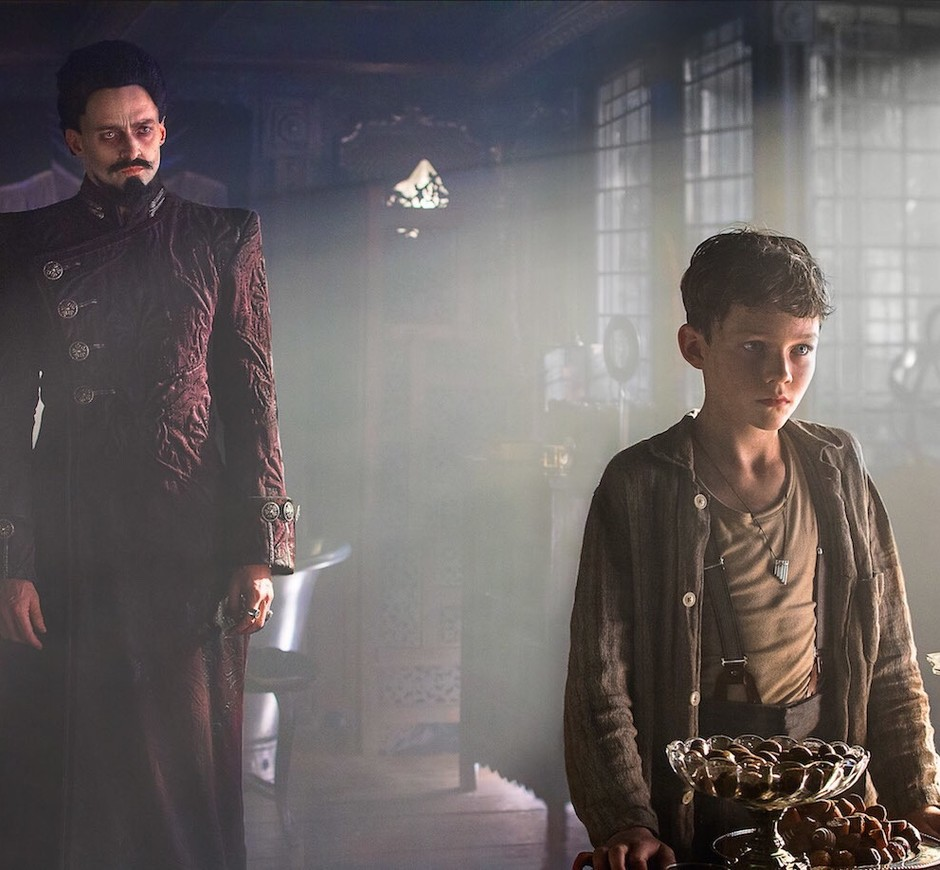 New Poster and Pictures for Joe Wright's 'Pan' Starring Hugh Jackman   Rope of Silicon
