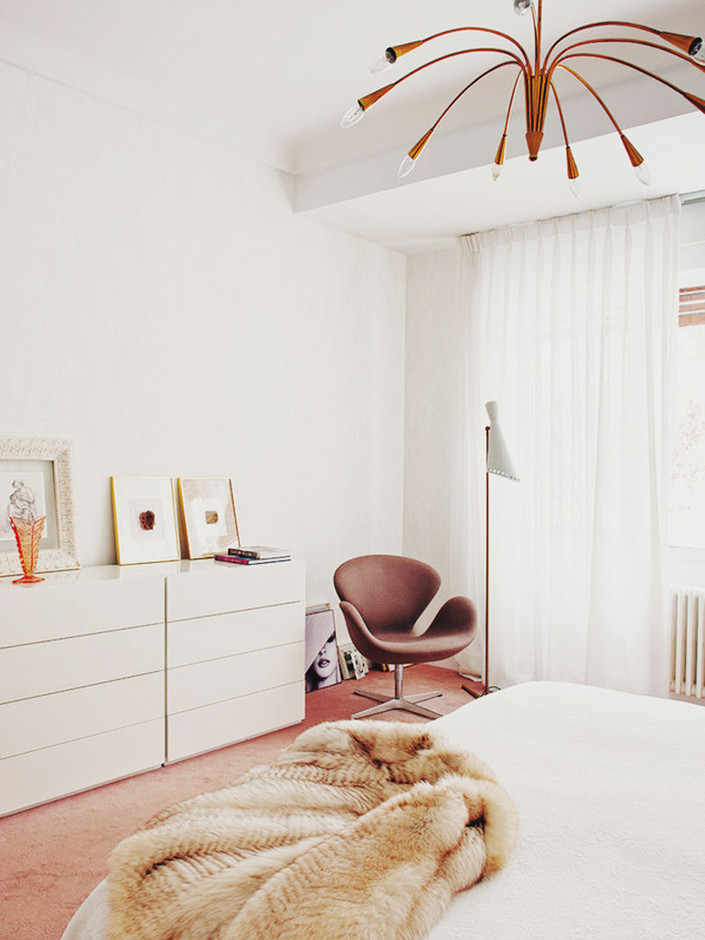 At Home with : Miriam Alia, Madrid :: This is Glamorous