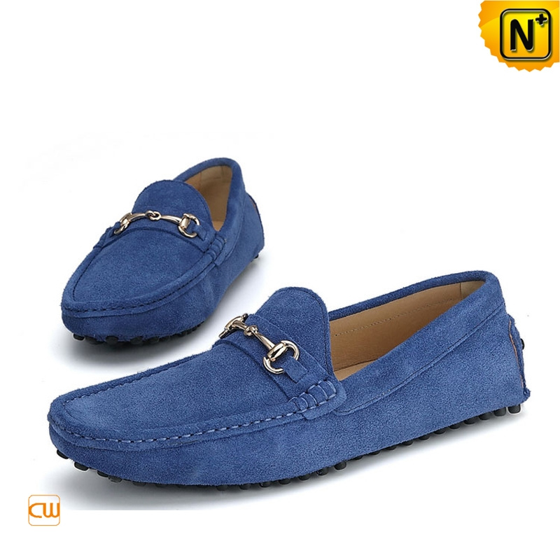 Mens Casual Leather Tods Shoes CW713115 | CWMALLS